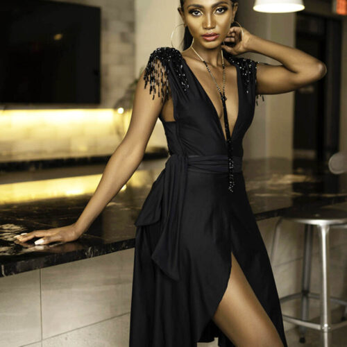 Olivia London-Matching Skirts - Black